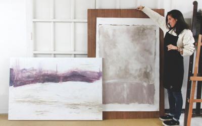 3 consejos para embalar un cuadro en un tubo de cartón