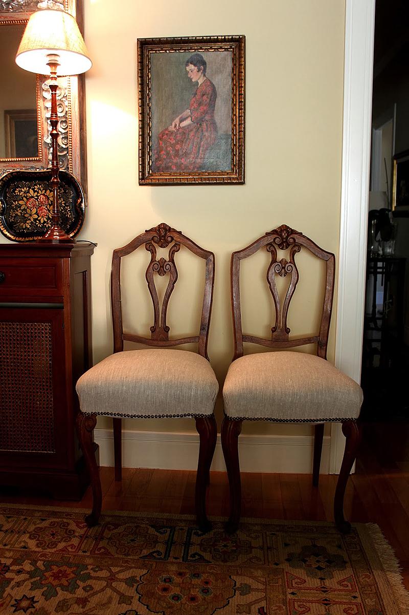 restaurador sillas
