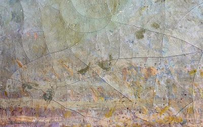 El gran problema de los craquelados. Restauración de una pintura impresionista