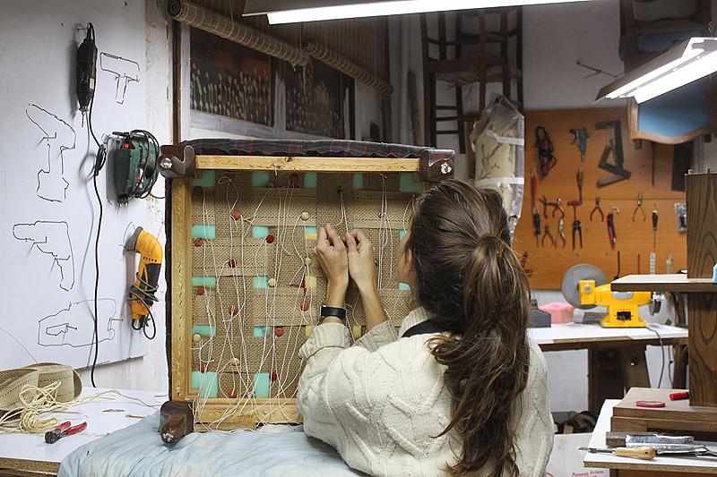 restaurar mueble madera lavada