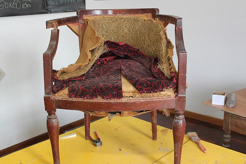 Dominique butacas art dec - Venta de muebles antiguos para restaurar ...
