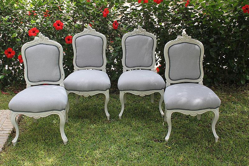 retapizar sillas antiguas