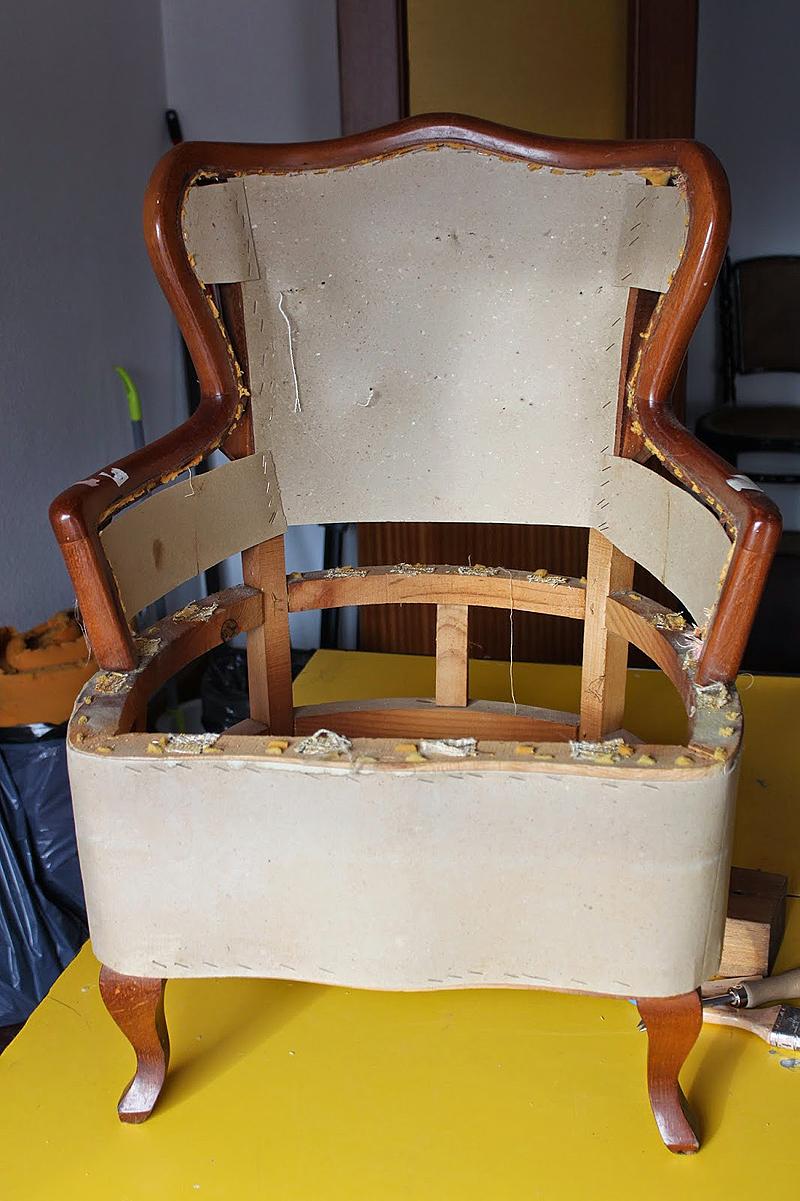 tapiceria lino antiguo