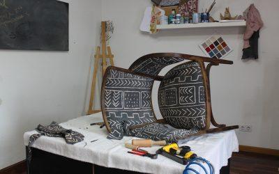 La butaca étnica que nació en el Modernismo