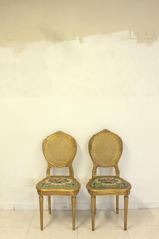 sillas recuperadas venta online