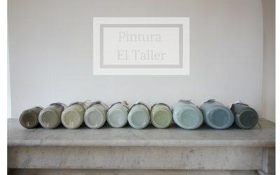 Pintura enyesada El Taller: pintura especial para muebles