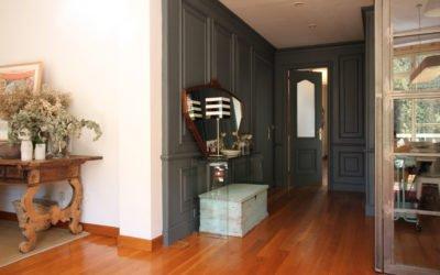 Pintar madera barnizada en casa. Mi experiencia y algunos consejos!
