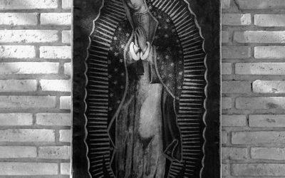 """Restauración de """"La Virgen de Guadalupe"""""""